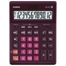 Калькулятор настольный CASIO GR-12С-WR (210х155 мм), 12 разрядов