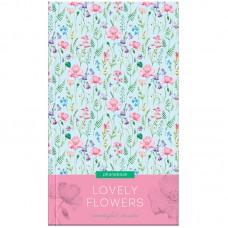 """Телефонная книга А5, 80л., 7БЦ, OfficeSpace """"Цветы. Lovely flowers"""""""