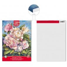 Альбом для акварели и эскизов А4 10 листов (Erich Krause) ArtBerry (клеевое крепление) (плотность бумаги 180 г/м2) Пионы