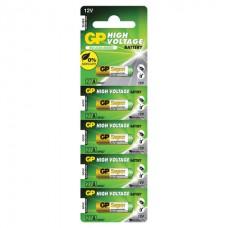 Батарейки GP High Voltage, 27 A, алкалиновая, для сигнализаций, 1 шт.