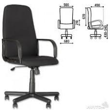 """Кресло офисное """"Diplomat"""", черное С-11"""