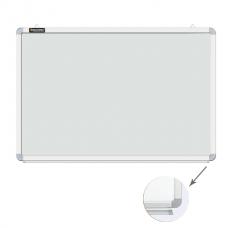 Доска магнитно-маркерная BRAUBERG 45*60 см, улучшенная алюминиевая рамка,
