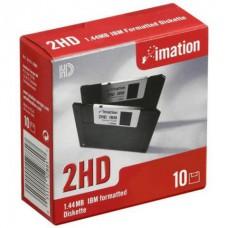 """Дискеты 3,5"""" IMATION 10шт.(картонная упаковка)"""