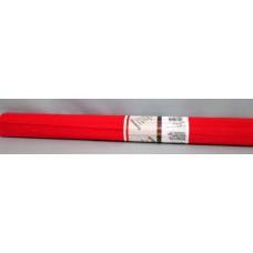 Бумага креповая Германия(50х250см). красная