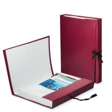 Короб архивный, бумвинил, 3,5 см (на 300л.)