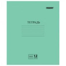 Тетрадь 12 л. клетка офсет №2 Пифагор