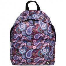 Рюкзак BRAUBERG B-HB1610 ст.класс/студенты/молодежь, разноцветный Инди, плотн. дно, 41*32*14