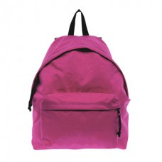Рюкзак BRAUBERG B-HB1625 ст.класс/студенты/молодежь, сити-формат, Один тон Розовый, 41*32*14